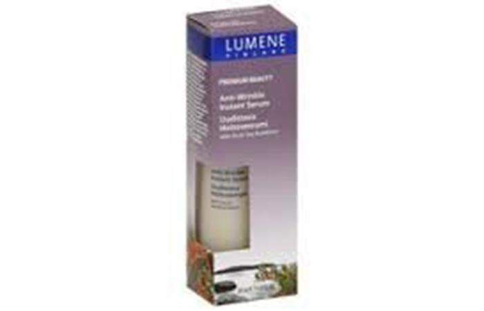 Lumene Premium Beauty Anti-Wrinkle Instant Serum