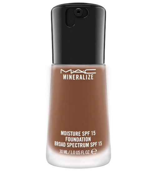 MAC Mineralize Moisture SPF 15 Foundation