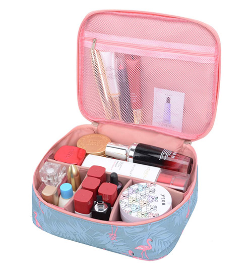 MKPCW Portable Travel Makeup Bag