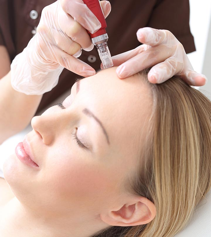 Mesotherapy For The Face Benefits Procedure And Side Effects