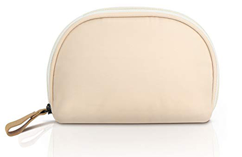 Mossio Half-Moon Cosmetic Beauty Bag