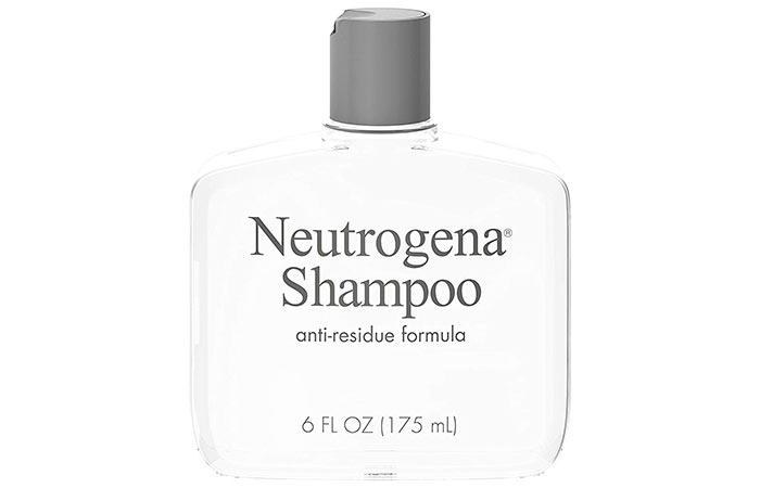 Neutrogena Anti-Residue Formula - Drugstore Shampoos