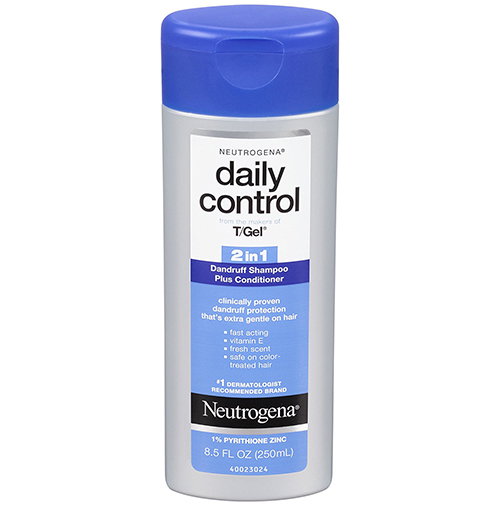 Neutrogena Daily Control 2 in 1 Dandruff Shampoo Plus Conditioner