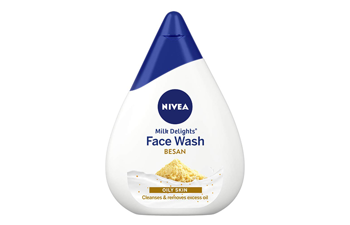 Nivia Milk Delight Face Wash