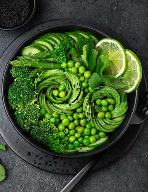 Paleo Vegan Salad