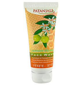 Patanjali Lemon-Honey Face Wash