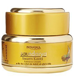 Patanjali Saundarya Swarn Kanti Fairness Cream