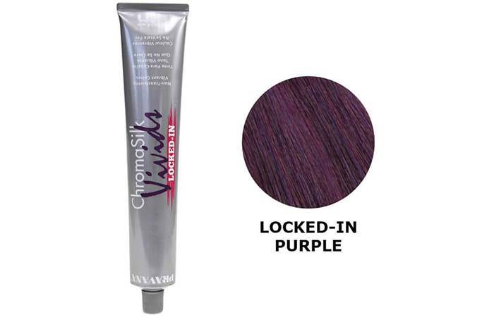 Pravana Chromasilk Vivids Locked-In – Purple