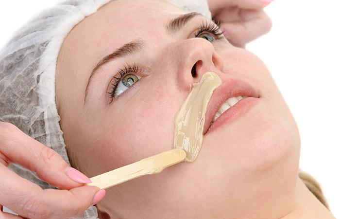 Precautions for Facial Hair Removal in Hindi