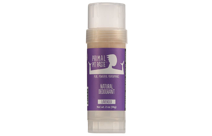 Primal Pit Paste Natural Deodorant Stick