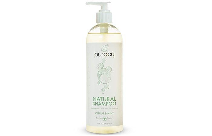 Puracy Natural Daily Shampoo.