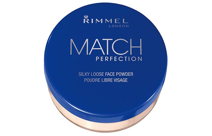 Rimmel London Match Perfection Silky Loose Face Powder