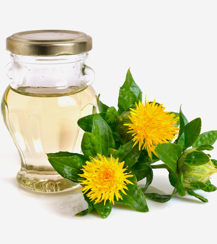 Safflower Oil For Skin: Benefits, Usage, And Side Effects