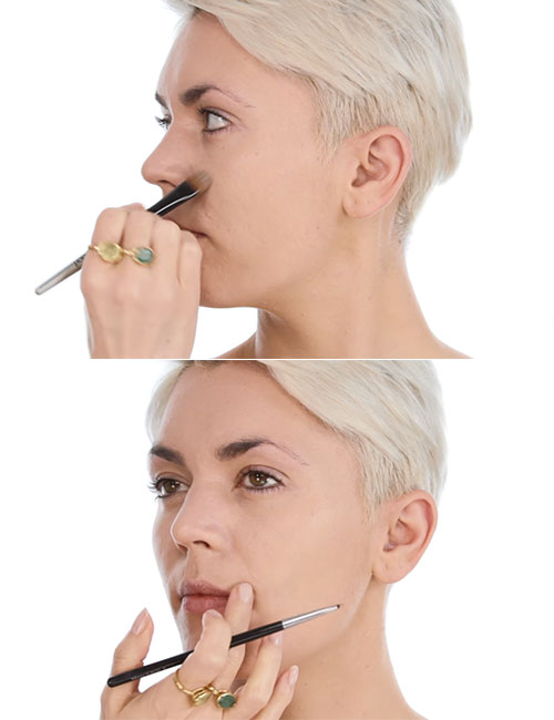 Step 3 Go In With Concealer