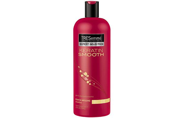 TRESemme Keratin Smooth Shampoo - Drugstore Shampoos