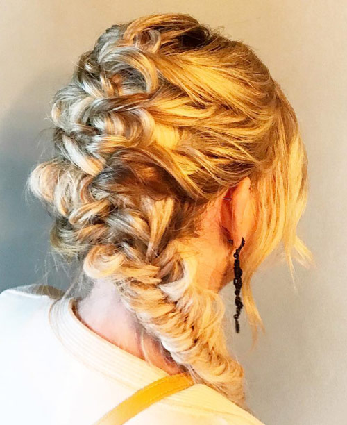 The Intricate Side Braid - Side Braid