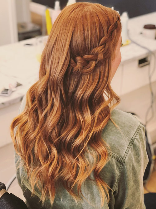 The Side Accent Braid - Side Braid