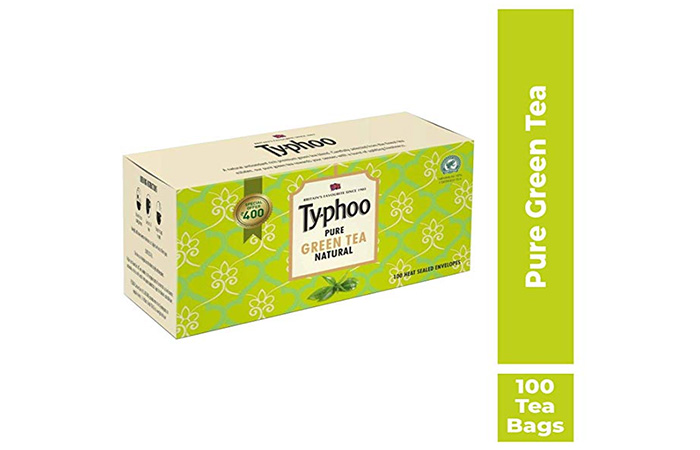 Typhu green tea