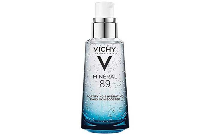 Vichy Minéral 89 Ежедневная Бустерная Сыворотка Для Кожи