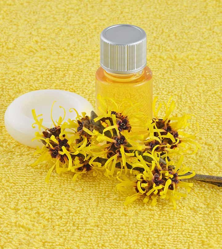 Witch Hazel For Acne How To Use It Effectively