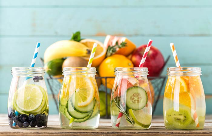 You can keep making your detox drinks more exciting and healthy with these add-ons
