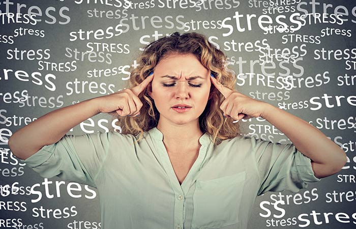 Your Cortisol Levels Might Be Out Of Whack