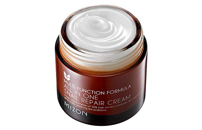 1.-Mizon-All-In-One-Snail-Repair-Cream