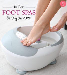 10 Best Foot Spas To Buy In 2020