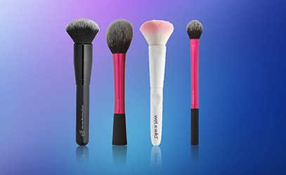11 Best Drugstore Makeup Brushes