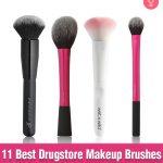 11 Best Drugstore Makeup Brushes