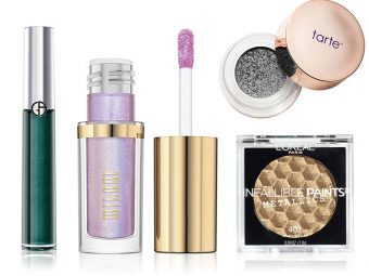 11 Best Metallic Eyeshadows