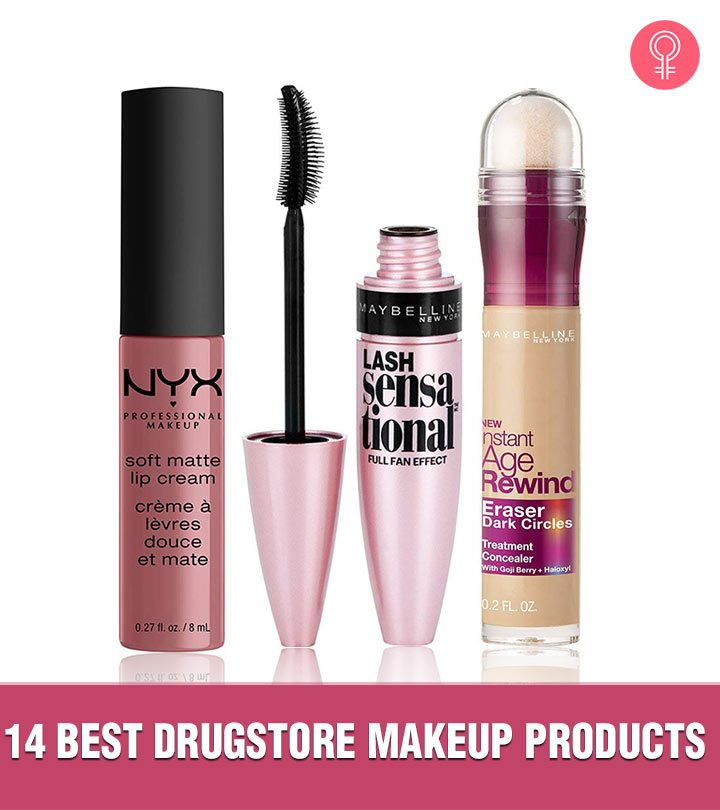 14 Best Drugstore Makeup Products