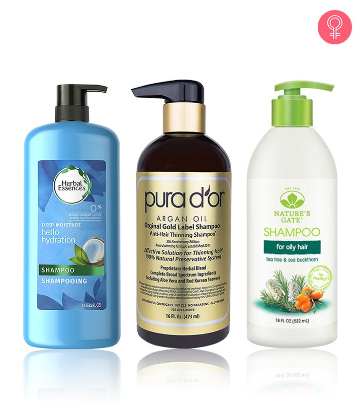 15 Best Gluten-Free Shampoos To Buy In 2019
