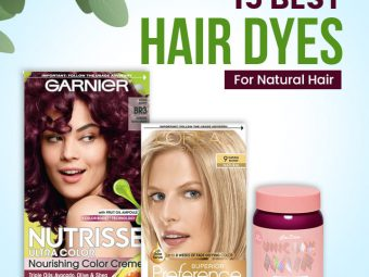 15 Best Hair Dyes For Natural Hair