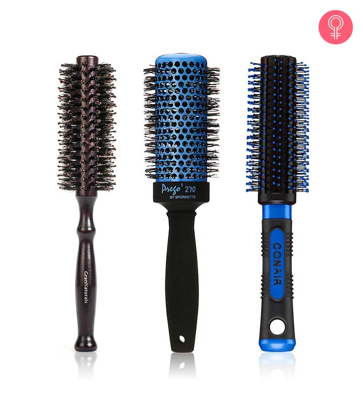 15 Best Round Hair Brushes For Blowout