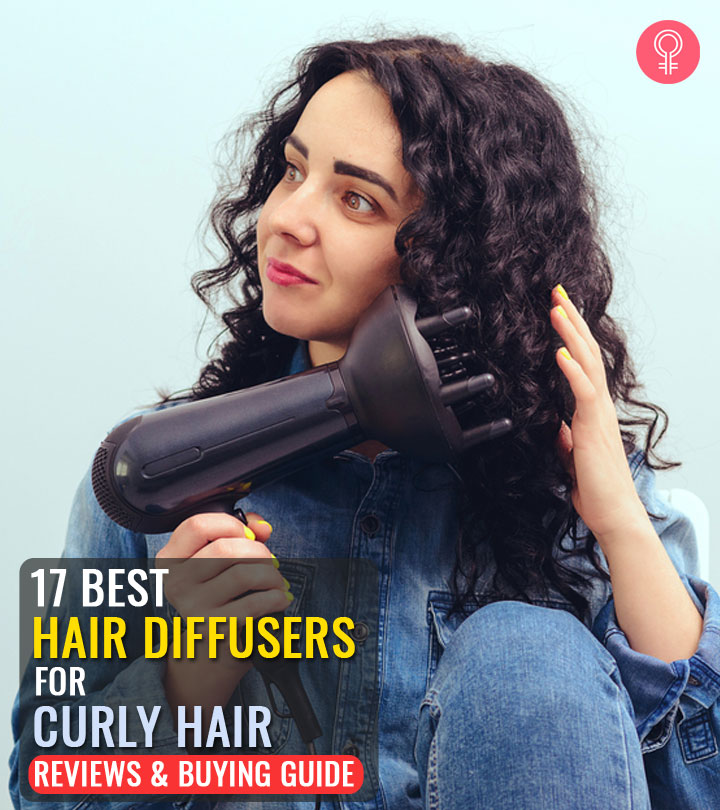 17 Best Hair Diffusers For Curly Hair To Try In 2020 – Reviews And Buying Guide