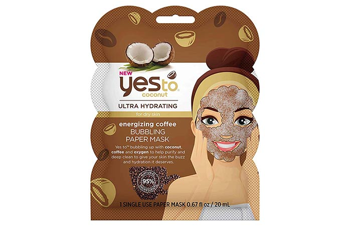 3.-Yes-To-Coconut-Ultra-Hydrating-Bubbling-Paper-Mask