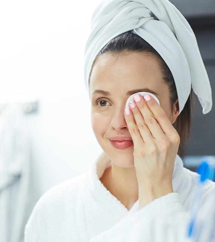 5 Best DIY Makeup Removers
