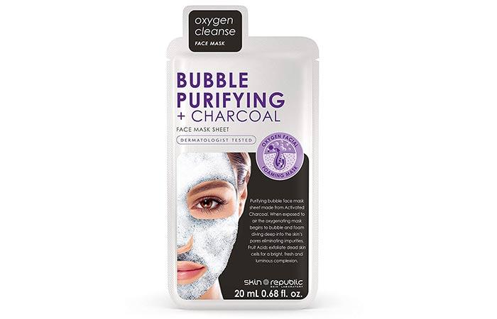 5.-Skin-Republic-Bubble-Purifying-Charcoal-Face-Mask-Sheet