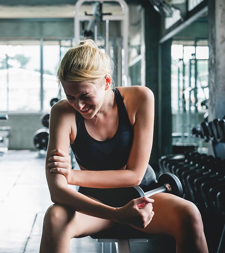 6 Ways To Get Rid Of Muscle Knots All Over Your Body