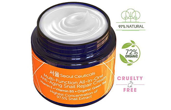 7.-Seoul-Ceuticals-All-In-One-Anti-Aging-Snail-Repair-Cream