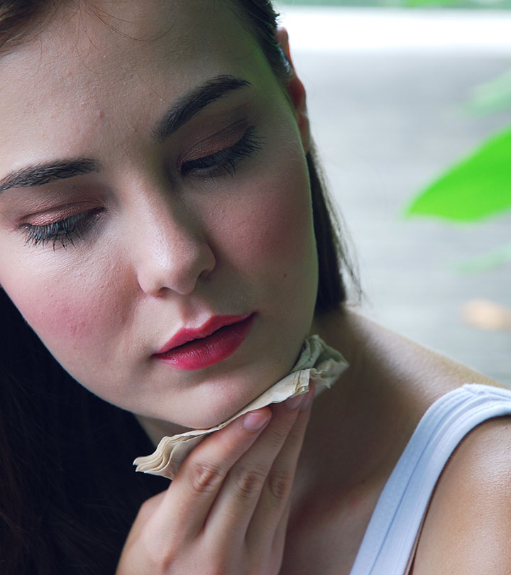 9 Ways To Make Your Makeup Last When You Sweat