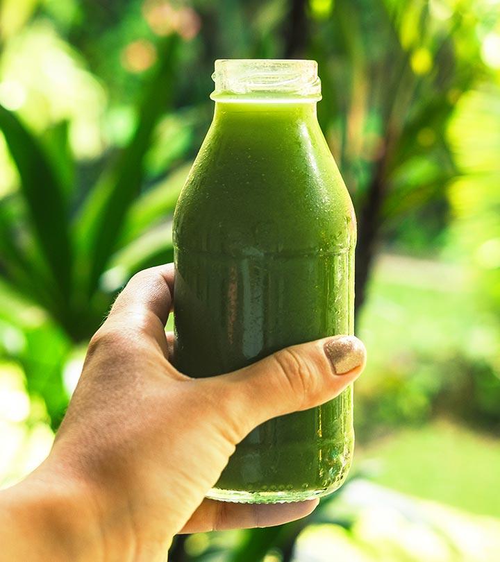Amazing Benefits Of Celery Juice in Hindi