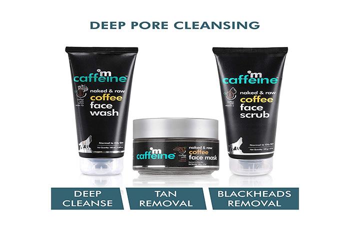 Amcafin Coffee Face Scrub