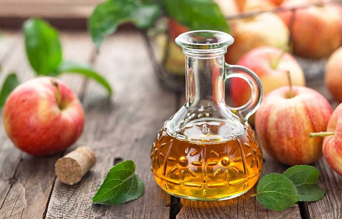 Apple vinegar for Underarm Odor in Hindi