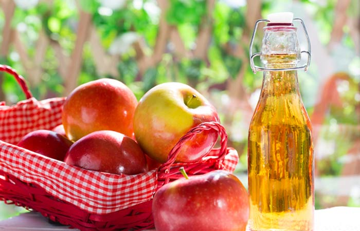 Apple Vinegar for Skin Pores in Hindi