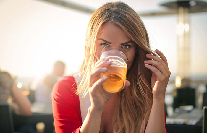 Beer contains all the essential nutrients and sugars which support our human body to grow stronger