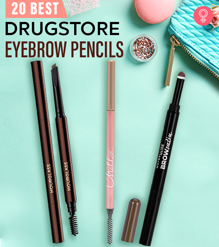 20 Best Drugstore Eyebrow Pencils For Natural Looking Brows