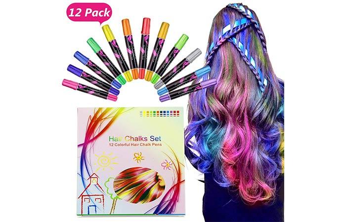 Buluri Hair Chalk Set