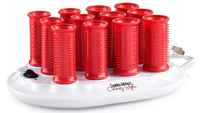 Campbell Mcauley Ionic Hot Rollers